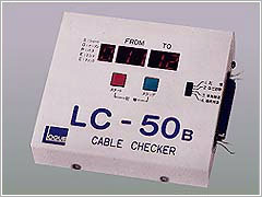 ローグケーブルチェッカー「LC-50B」