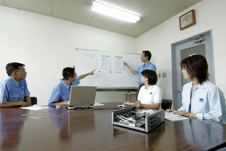 マネジメント力の強化